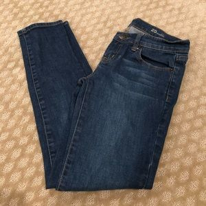 J crew ankle jeans